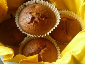 Kayısılı ve Hindistancevizli Muffin
